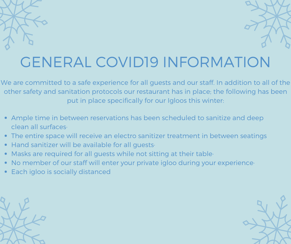 General COVID19 Information